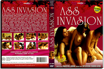 Ass Invasion